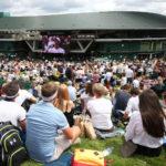 Three spectators faint watching Wimbledon in scorching heat
