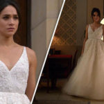 Meghan Markle tries on wedding dresses as Prince Harry engagement excitement mounts