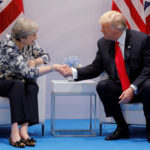 Donald Trump says he will be coming to London