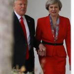 Trump says US hopes for quick trade deal with UK