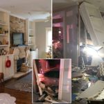 Drunk driver plows into house renovated on Fixer Upper home in Texas
