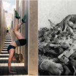Artist Shows Why Holocaust Selfies Are So Ridiculous