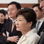 South Korea President Park impeachment trial begins