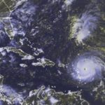 Hurricane Irma makes first landfall in Caribbean islands