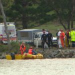 Three people feared dead after car plunges into Tweed River in northern NSW