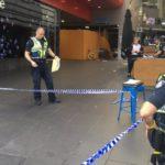 Man stabbed at Melbourne Central train station