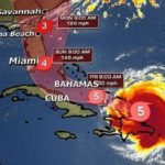 Irma's projected path shifts west; Florida more firmly in crosshairs
