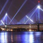 Scotland's new £1,350,000,000 Queensferry bridge