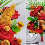 You can now get your Valentine a KFC 'Bouquet de Poulet'