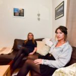 What I Rent: Lauren, Sarah, and Graham, £780 a month each for a three-bedroom house in Highbury