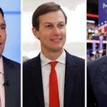 Trump Jr., Kushner, Manafort talk to Senate; aides downplay 'pardons'